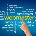 What is Webmaster?